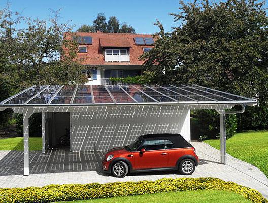 Solar Carport Produkt 1