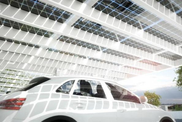 Solar Carport Produkt 3