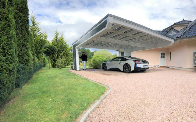 Solar Carport Produkt 4