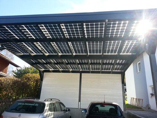 Solar Carport Schweiz