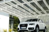 Solarcarport Bausatz