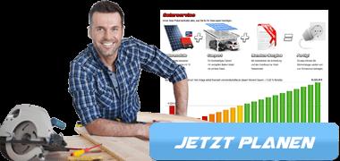 Solarcarport Planen