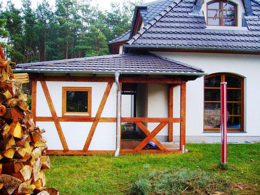 Carport Holz Produkt 6