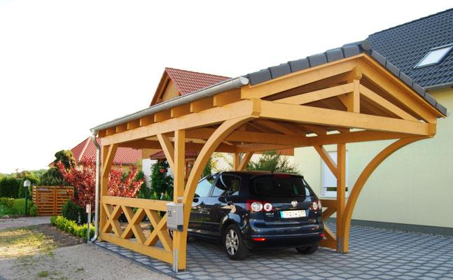 Carport Holz Schweiz