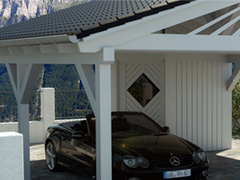 wunsch carport autounterstand kostenlos selbst zusammenstellen. Black Bedroom Furniture Sets. Home Design Ideas