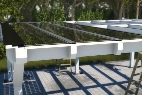 Solarterrassendach Statistik
